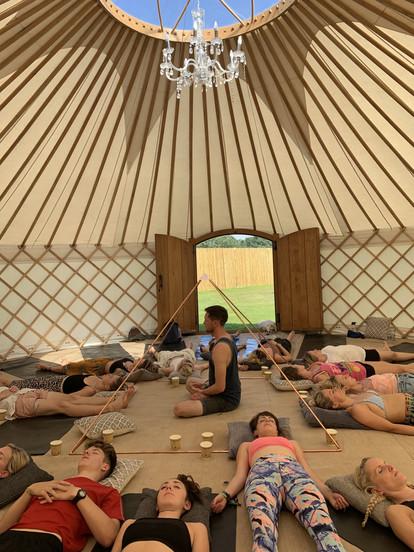 Pyramid Meditation
