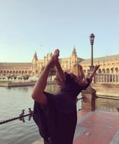 Dancing in Spain