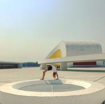 Yoga and architecture