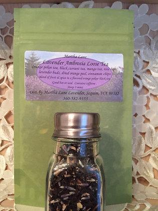 Lavender Ambrosia Loose Tea