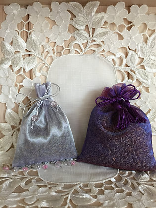 Medium Lavender Sachet