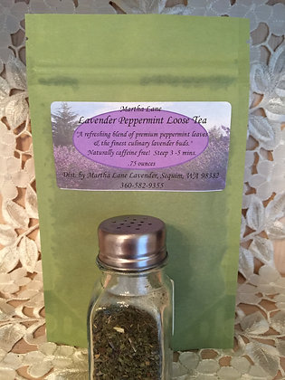 Lavender Peppermint Loose Tea