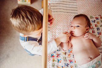 Newborn lifestyle photography Llanelli (