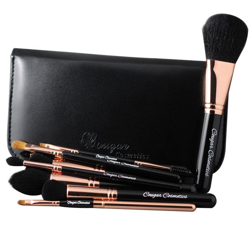 The Bella Rose Makeup Brush Set