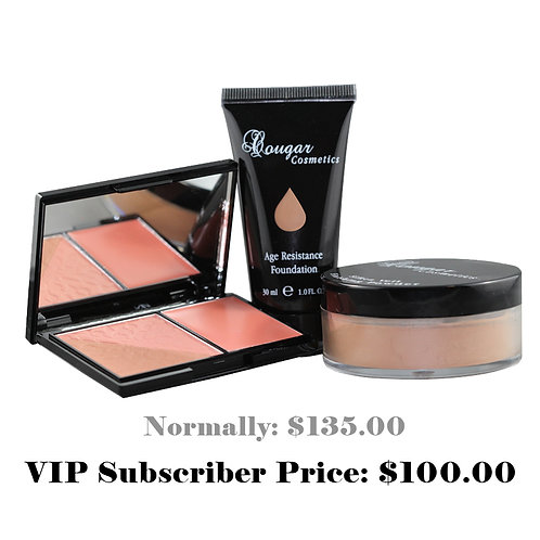 Subscribers VIP Complexion Pack