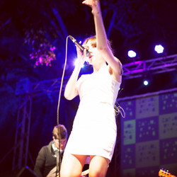 High Grass at the Havana World Music Festival