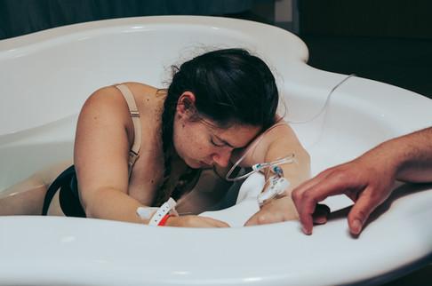 Akron City Hospital Birth Photography