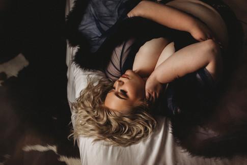 Cleveland Boudoir Photographer