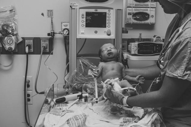 Akron Birth Photographer