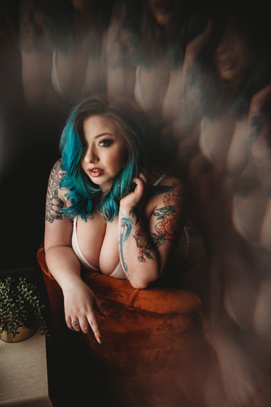 Northeast Ohio Boudoir Photographer