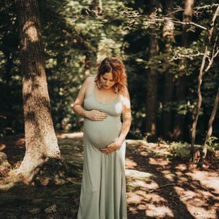 Cuyahoga Valley Nation Park Maternity  Photography