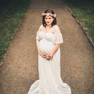 Nature Realm Maternity Photography