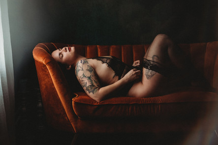 Akron Boudoir Photographer