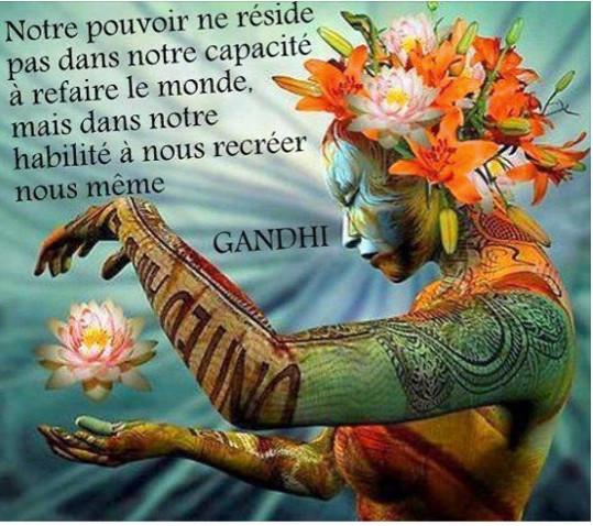 "Le Yoga ...""la voie de la transformation"""