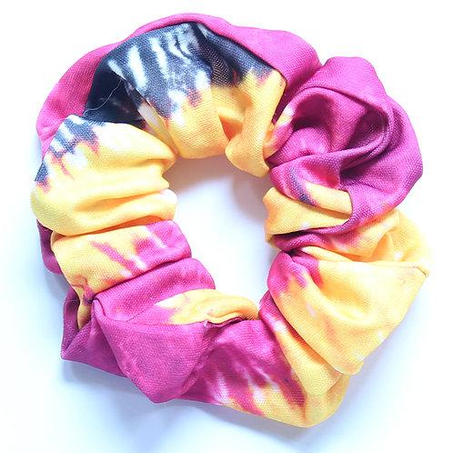 Magenta Tie Dye