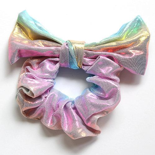 Pink Mermaid Bow