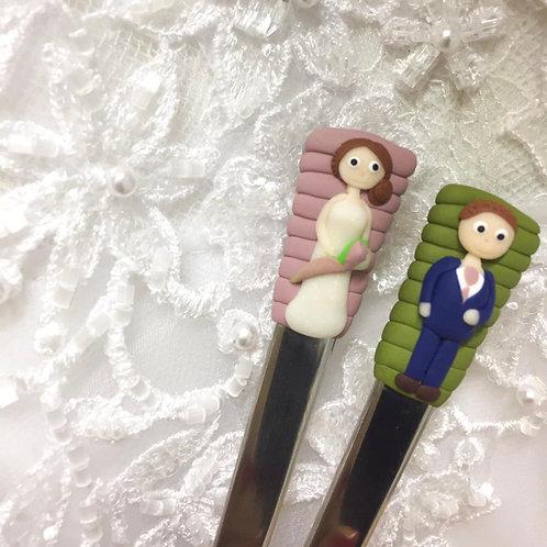 Svatba - nevěsta, ženich