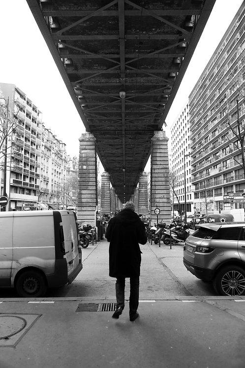 Незнакомец в Париже