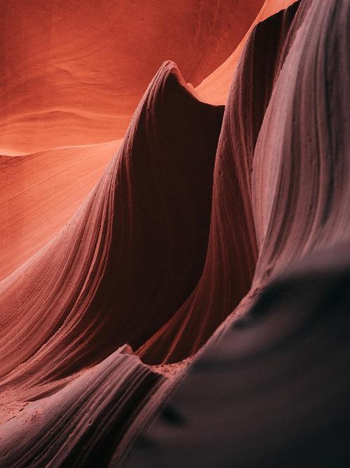 Нижний Каньон Антилопы, Аризона, США