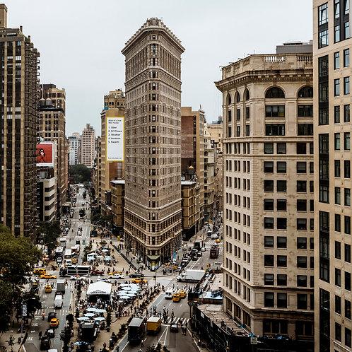 Flatiron Building, Нью-Йорк, США