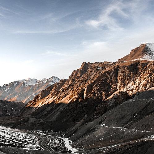 Каньон Сказка, Киргизия