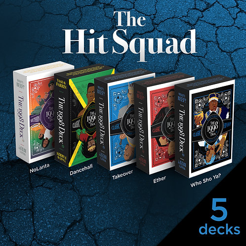The HitSquad! - 5 decks