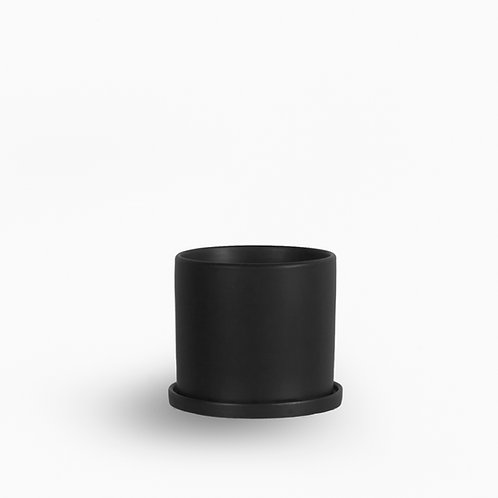 עציץ קופנהגן שחור | M