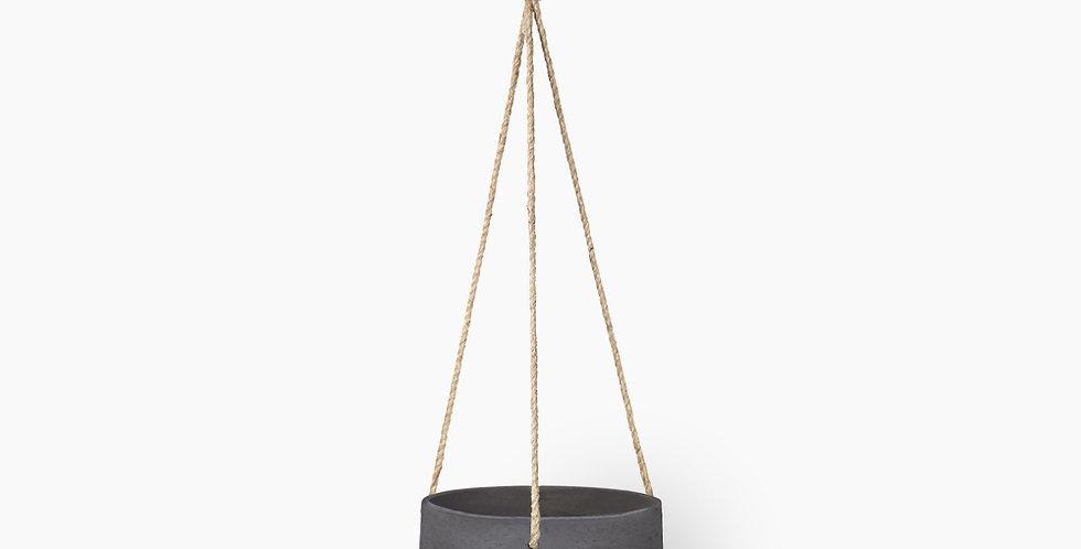 עציץ סאפה שחור | M
