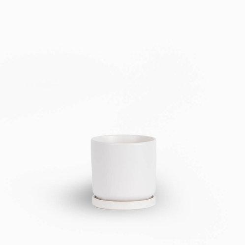 עציץ קופנהגן לבן | S