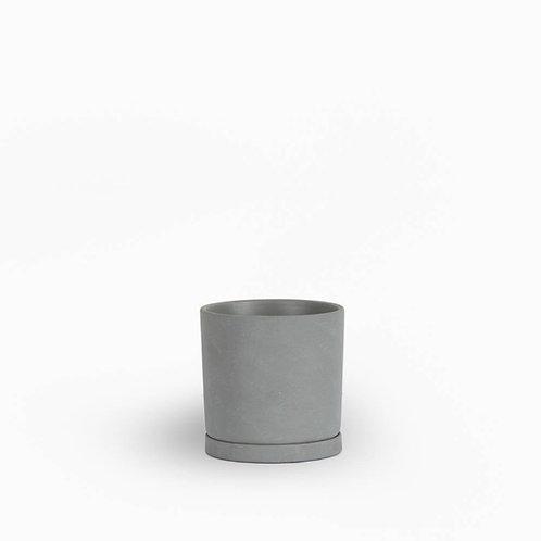 עציץ קופנהגן אפור | S