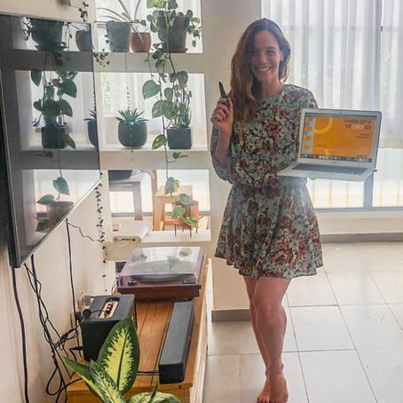 3 טיפים ירוקים לעבודה מהבית / קרן אן גיימן