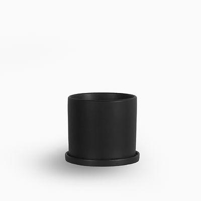 עציץ קופנהגן שחור | L