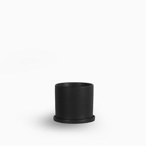 עציץ קופנהגן שחור | S