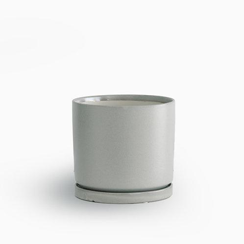 עציץ קופנהגן אפור בהיר | XL