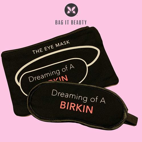 """Expensive Bags...Under My Eyes"" Sleeping Mask"