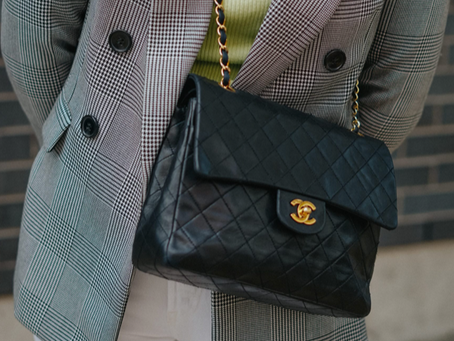3 Things to look for when authenticating a luxury handbag