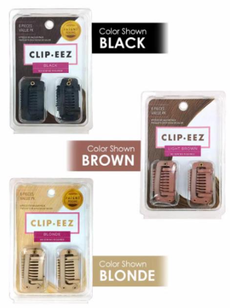 Clip Eez 6 Piece Value Pack