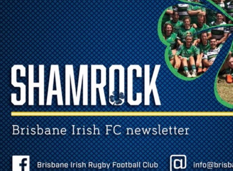 The Shamrock, Edition #2 - out now!