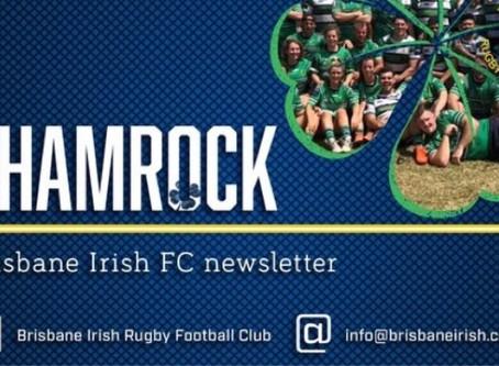 Shamrock - May/June Edition