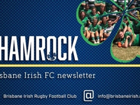 Shamrock - May/June Edition