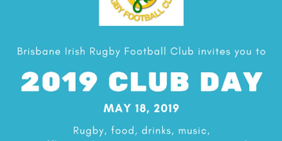 2019 Club Day