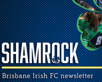 Extra, Extra, Read all about it - Shamrock #1