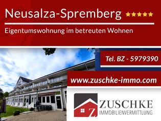 Neusalza-Spremberg - Eigentumswohnung im betreuten Wohnen