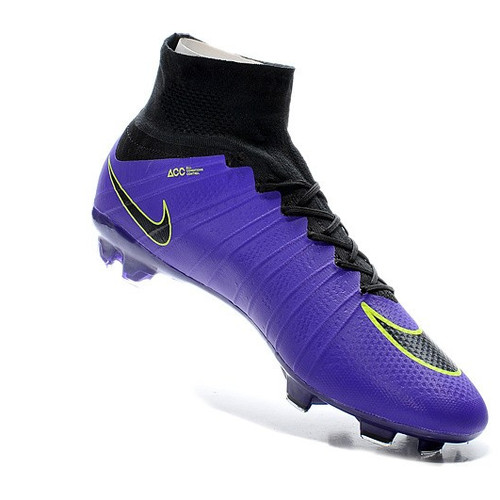 competitive price 1136c 4b067 ... clearance nike mercurial superfly fg morados con negro 34237 eb316