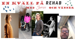 En kväll på Rehab... 14/3 kl 19-22.30  Konsert Soppa Samtal Performance  Välkommen!