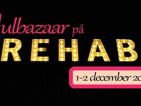 Julbazaar på REHAB