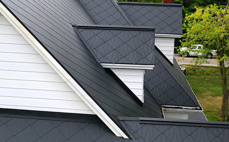 Installed By Bigger Roofing ...