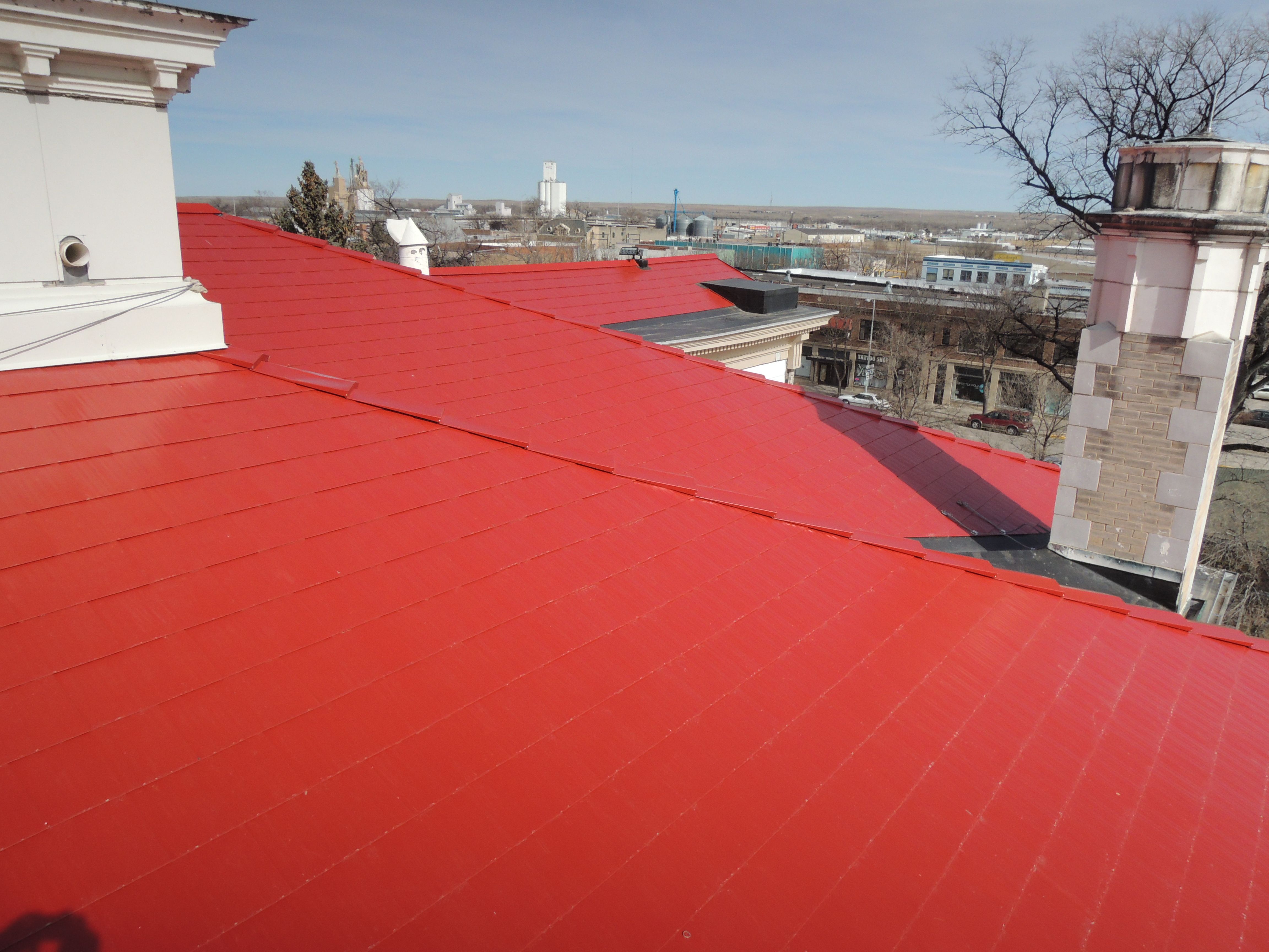 Tile Red