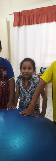 Children at Centro Joaquin