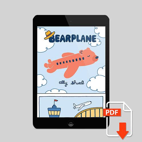 Bearplane e-book